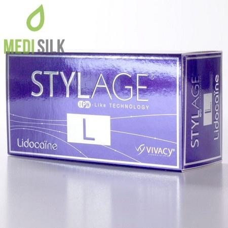 Stlage L Lidocaine Filler - front