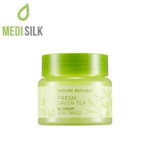 Nature Republic Fresh Green Tea 80 Cream
