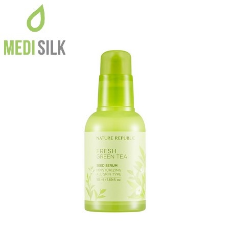Nature Republic Fresh Green Tea Seed Serum