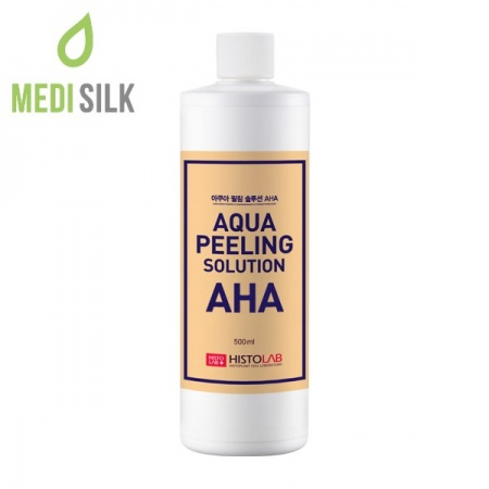 Basic Science Aqua peeling solution AHA