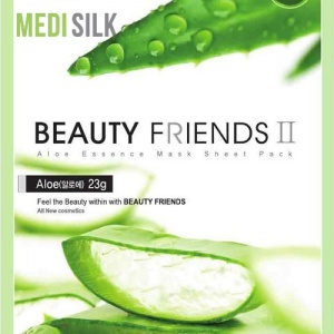 Beauty Friends - Aloe Face Mask