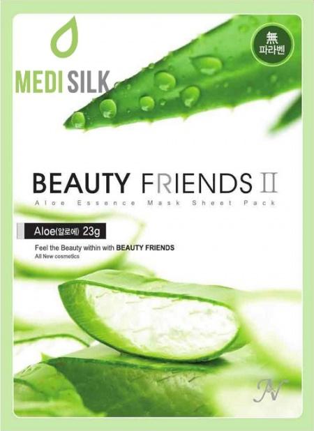 Beauty Friends - Aloe Face Mask