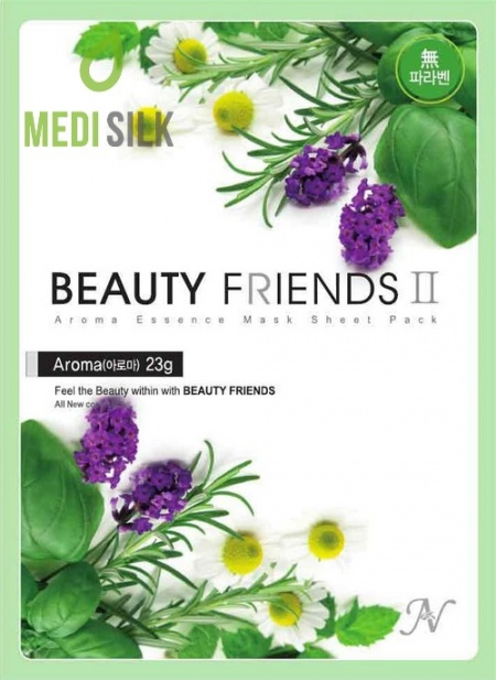 Beauty Friends - Aroma Face Mask