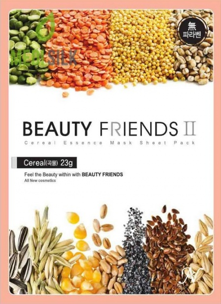 Beauty Friends - Cereal Face Mask