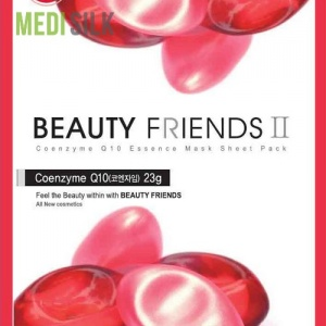 Beauty Friends - Coenzyme Q10 Face Mask