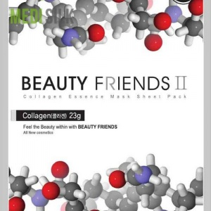 Beauty Friends - Collagen Face Mask