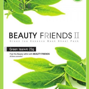 Beauty Friends - Green Tea Face Mask