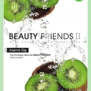 Beauty Friends - Kiwi Face Mask