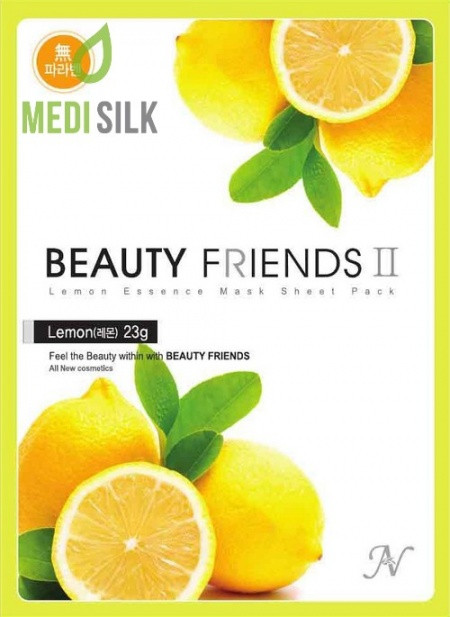 Beauty Friends - Lemon Face Mask