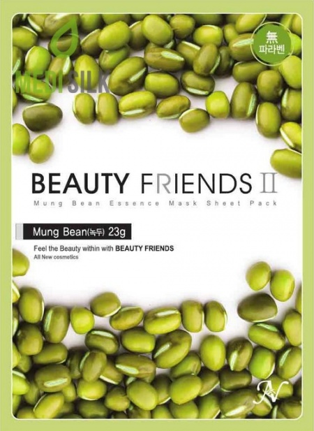Beauty Friends - Mung Bean Face Mask