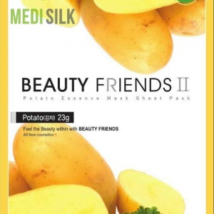 Beauty Friends - Potatoe Face Mask