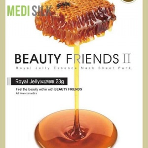 Beauty Friends - Royal Jelly Face Mask