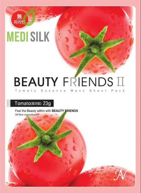 Beauty Friends - Tomato Face Mask