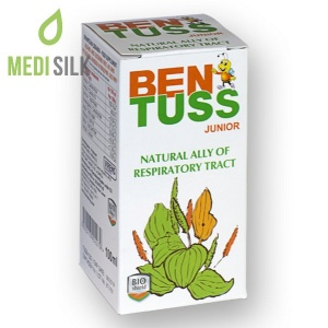 Ben Tuss Junior Respiratory Tract Syrup