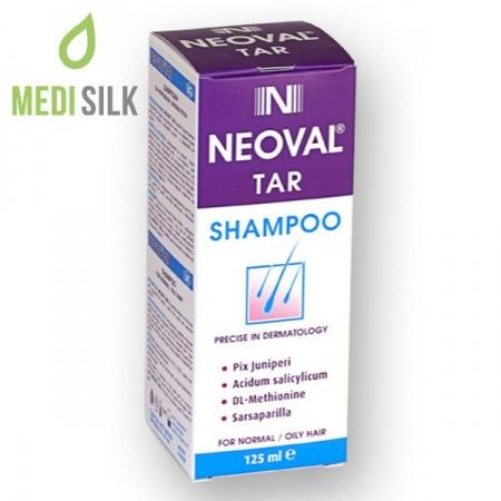 Neoval Tar Antidandruf Shampoo