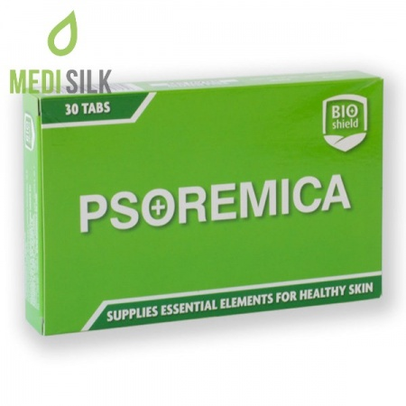 Psoremica Skin Health Supplement Tabs