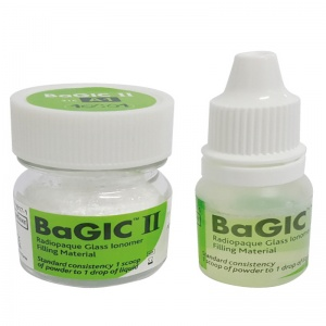 BaGIC II Glass Ionomer Filling Material